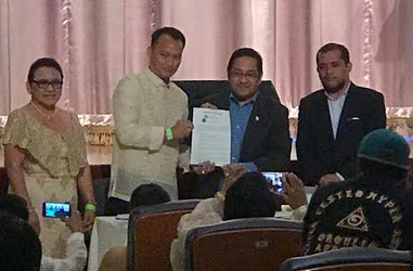 Leyte Normal University signs MOU with Bath Spa University, Skyline University College
