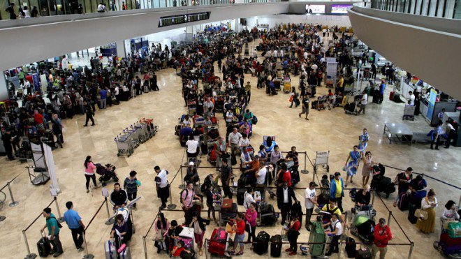 30 undocumented OFWs from Abu Dhabi return home