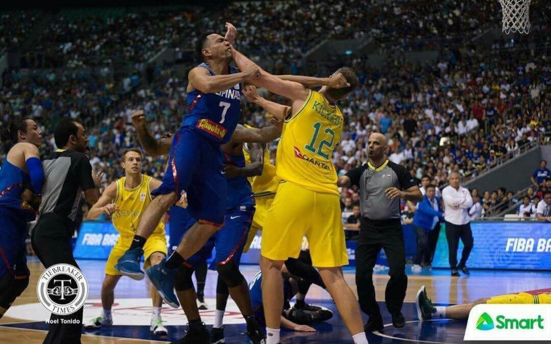 FIBA suspends 10 Gilas players, 2 coaches after basketball brawl with Australia