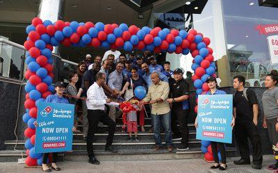 Domino's Pizza opens 3 news stores in Dubai