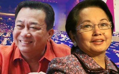 Duterte faces two house speakers in lockdown meeting