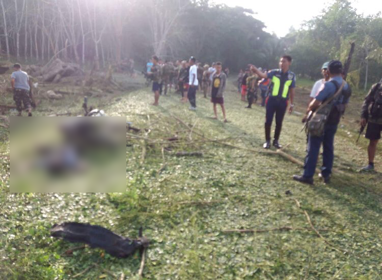 Suicide bombing claims 11 lives in Basilan