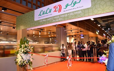 Lulu opens 148th store at World Trade Center in Abu Dhabi