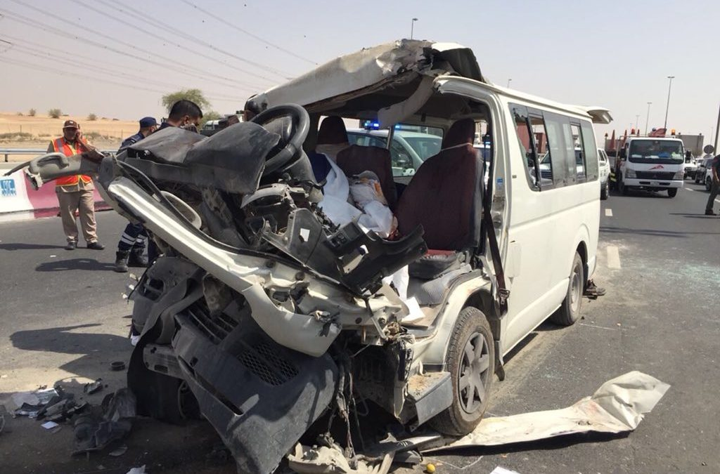 Why calls grow to ban minibuses in UAE