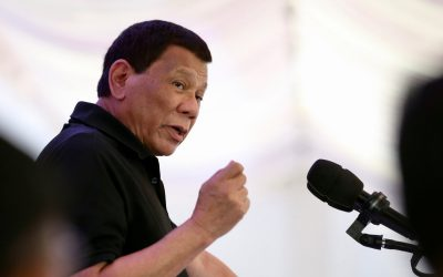 Duterte accuses PH SEA Games committee of corruption