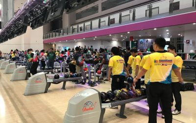 SFBC 2018 Invitational Handicapping One-Day Bowling Tourney, a success