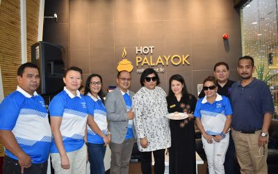 TFT and Hot Palayok hold celebratory brunch with Bayanihan Council and PIDC Abu Dhabi 2018 organizers