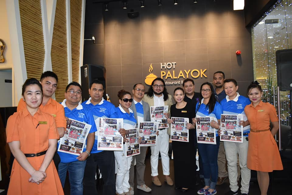 Tft And Hot Palayok Hold Celebratory Brunch With Bayanihan
