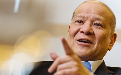 Ramon Ang: Bulacan airport construction to generate 1 million jobs for OFWs, locals