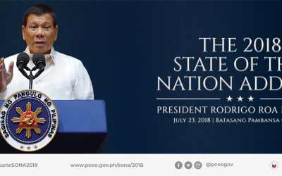 Duterte set to deliver 3rd SONA today