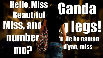 Photo of City of Manila to penalize wolf-whistling, catcalling