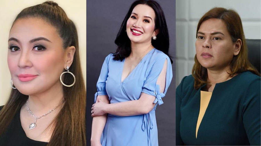 """Kris to Sara Duterte: """"I don't think she needs my endorsement – she is a sure winner"""""""