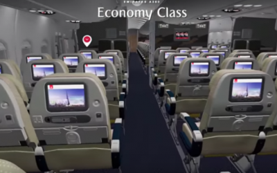 WATCH: Book ticket, explore Emirates planes through virtual reality