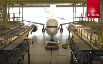 LOOK: Re-designing Boeing 777 in 5 weeks