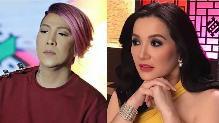 Are Vice Ganda, Kris Aquino not in good terms?