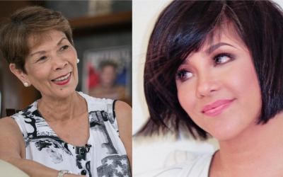 Presidential sister slams Regine after her comment about Duterte