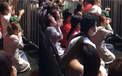 VIRAL: Mommy Dionesia's video while watching Pacman's fight catches netizens' attention