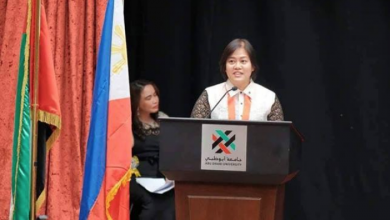 Photo of PH, UAE ensure OFW rights are protected, says PH Embassy official