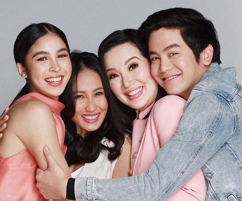 Kris Aquino takes blame for 'disappointing' initial box-office result of JoshLia movie