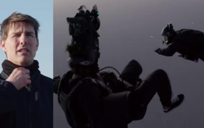 WATCH: Behind-the-scenes footage of Tom Cruise's movie shot in Abu Dhabi