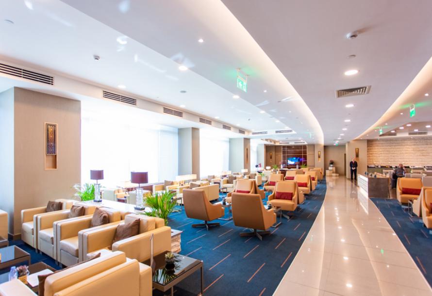 Emirates opens 42nd lounge