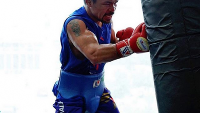 Photo of Manny Pacquiao plans on having next boxing fight by December