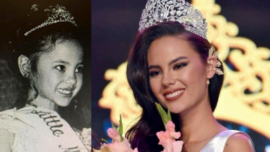 Photo of Fans of Catriona Gray find Little Miss Philippines throwback photos of her