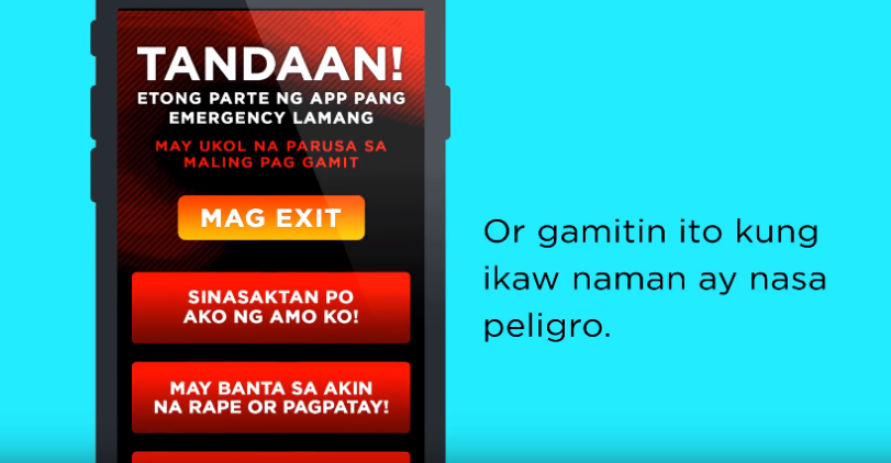WATCH: App connects OFWs to embassies, consulates for emergencies