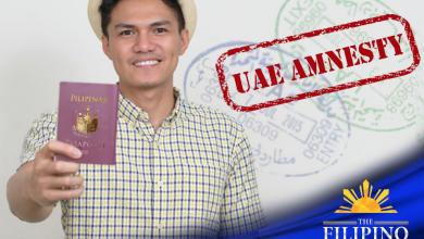 Photo of PH gov't vows cash aid, skills training for OFW returnees from UAE amnesty program