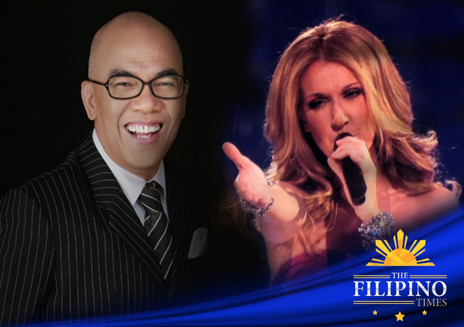 Here's how Boy Abunda saved Celine Dion Manila concert