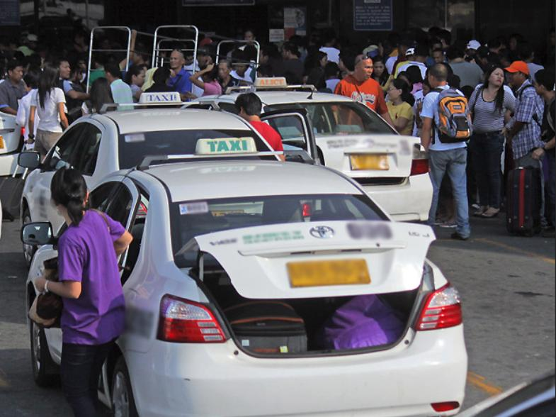 NAIA bans taxi line after driver tried to steal OFW's cash