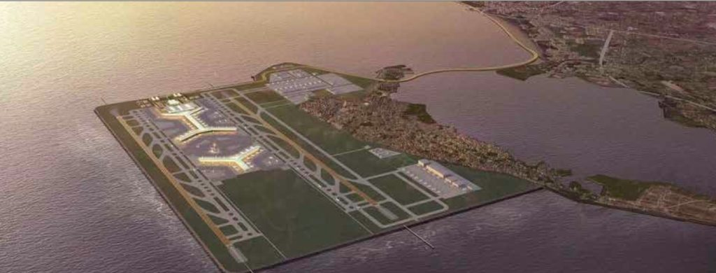 DOTr approves proposed Sangley Airport project - The Filipino Times