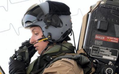 Meet Bahrain's first royal female fighter pilot