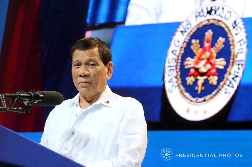 Duterte: Tax reform to create jobs for Filipinos