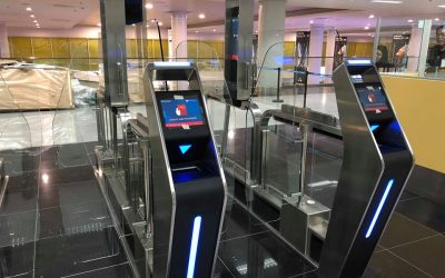 LOOK: New immigration e-gates at NAIA