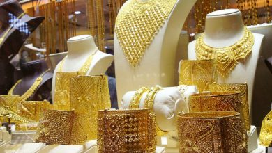 Photo of UAE gold price drops for 2nd straight day; 18K at Dh119.25