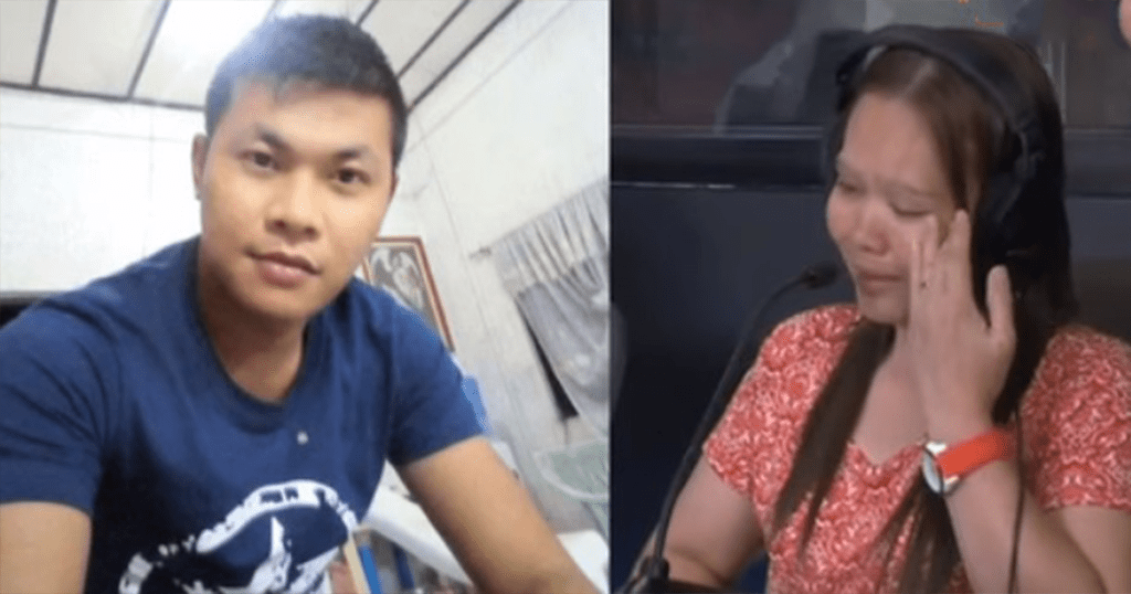 OFW and Pakistani boyfriend arrested over public display
