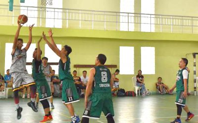 Pinoy elect'l. engrs. in Abu Dhabi hold day-long Bayanihan Basketball League