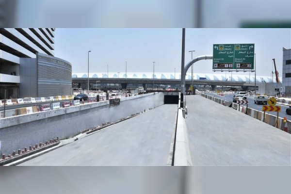 New tunnel linking Marrakech, Airport streets set to open later this week