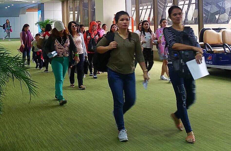 DFA repatriates 51 distressed OFWs from UAE