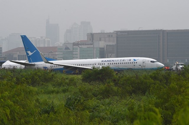 Xiamen Airlines to pay Php33 million for NAIA runway mishap