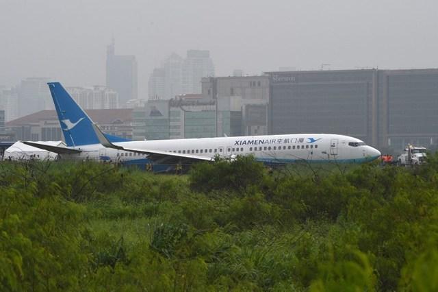 DOTr exec apologizes to OFWs after NAIA runway mishap