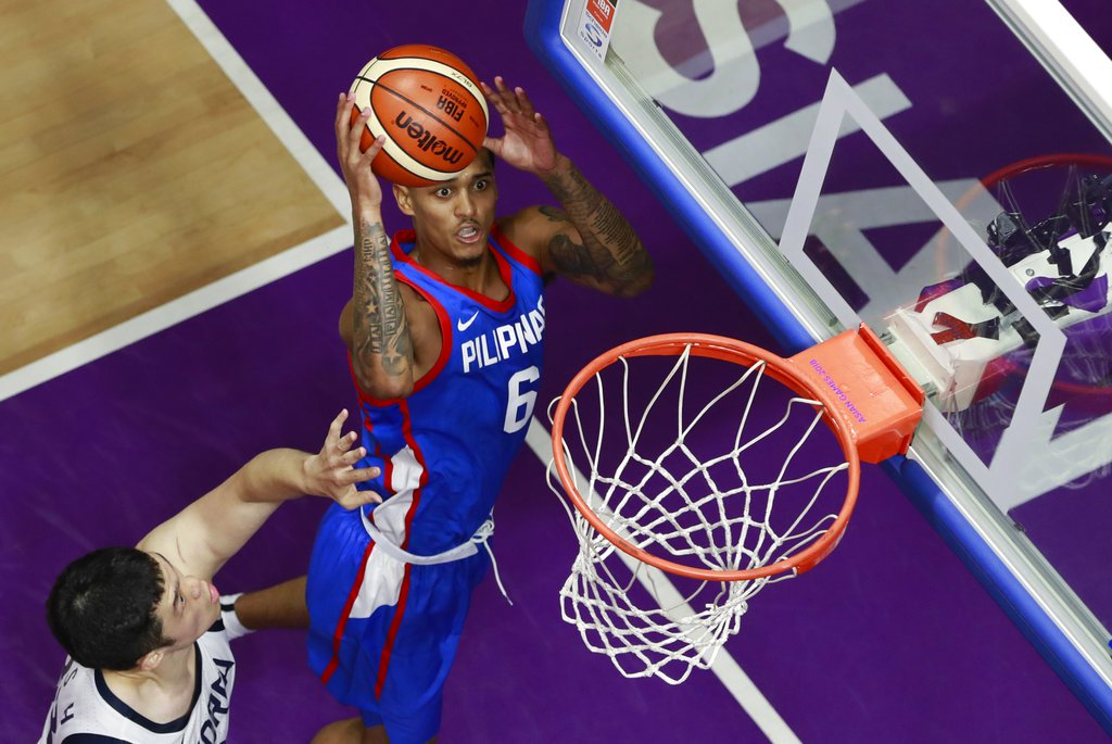 c90964b347d Gilas downs Japan in Asian Games; marks Clarkson's first win with PH ...