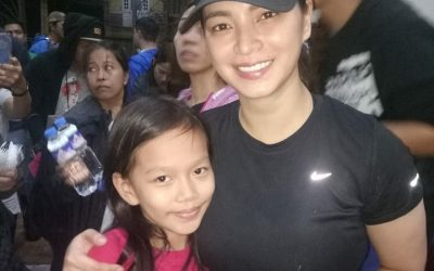 Netizens commend Angel Locsin for helping residents affected by flood