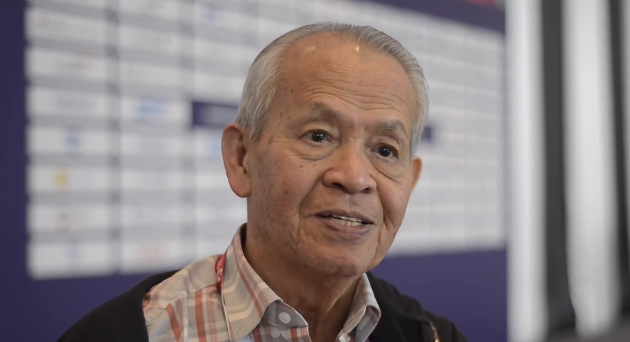 Oldest athlete in Asian Games is a Filipino