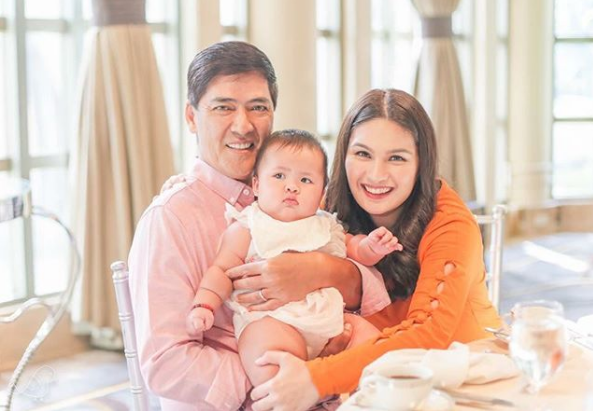 LOOK: Daughter of Vic Sotto, Pauleen Luna travels abroad for 1st time