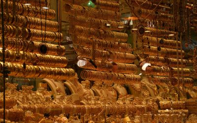 Gold rates dip further, 24K now cheaper by Dh6 per gram than last month