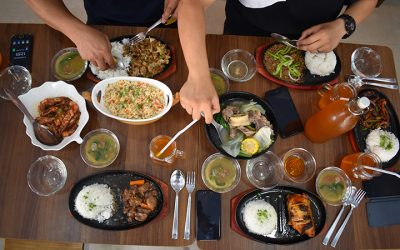 5 ways to savor Hapag Kainan's sizzling home cooked goodness