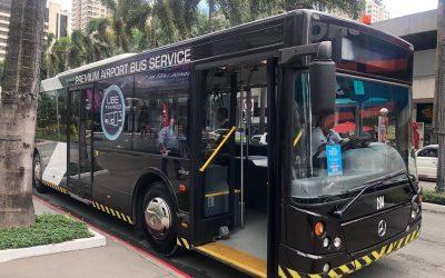 Araneta Center announces new premium Cubao-NAIA-Cubao P2P buses