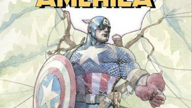 Photo of Marvel taps Pinoy comic artist to draw Captain America comic